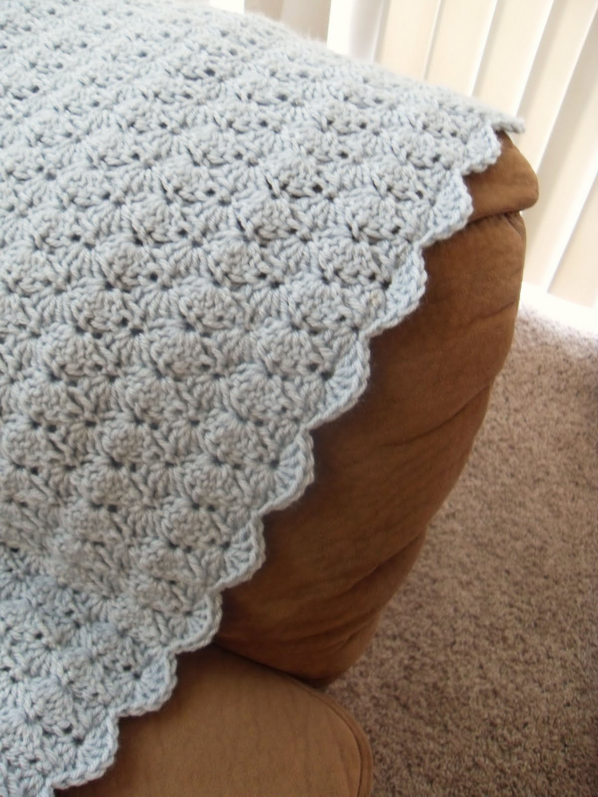Sarahs Never-Ending Projects: Living Room Afghan Pattern