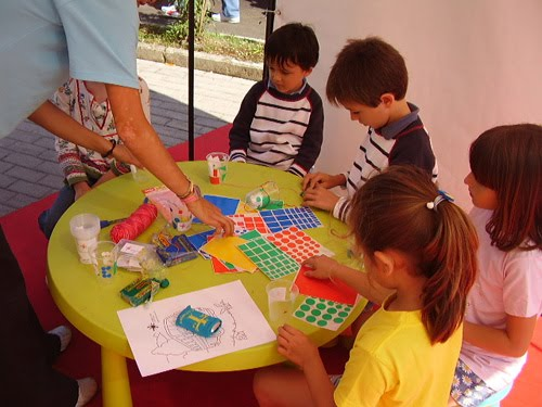 El uso de talleres en preescolar c mo organizar un taller for Grado medio jardin de infancia