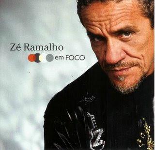 Capa Zé Ramalho   Em Foco | músicas