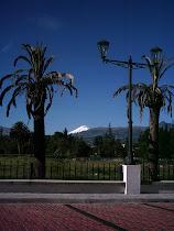 EL COTOPAXI, desde el Valle