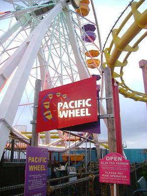 Pacific Wheel - Santa Monica Pier