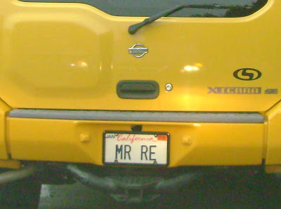 MR RE