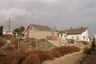 San Pedro Bluffs
