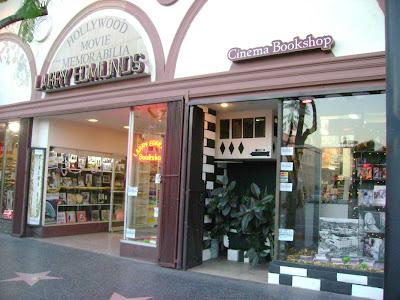Larry Edmunds Cinema Bookshop - Hollywood