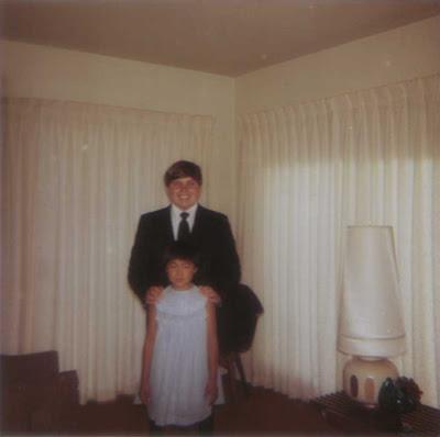 Lisa & Brian - 1970