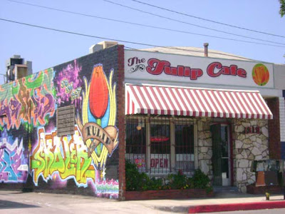 The Tulip Cafe - Santa Monica
