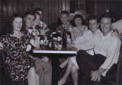 My Parents with Uncle Earl & Friends 7/19/1947