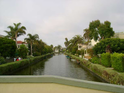 Howland Canal Looking East