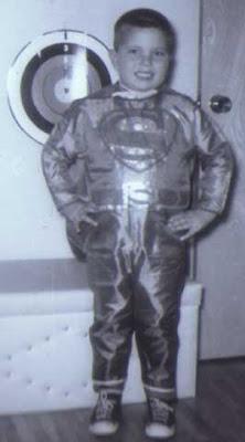 Superman at Halloween 1961