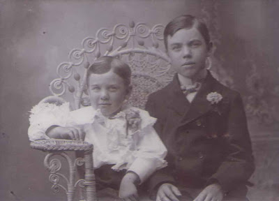 Okay Dad, Take the Picture - Cabinet Card