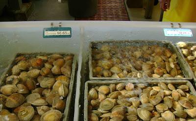 Oysters & Clams - Redondo Beach