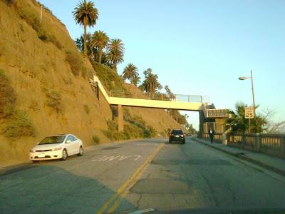 California Incline - Santa Monica