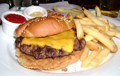 McCormick & Schmicks Cheeseburger