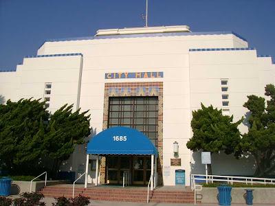 Santa Monica City Hall