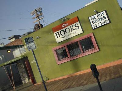 Alias Books - Sawtelle - West L.A.