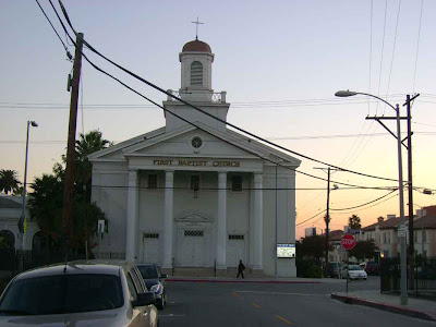 First Baptist Church - Las Palmas & Selma - Hollywood