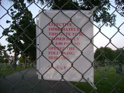 Woodlawn Cemetery - Santa Monica - Pt. 4