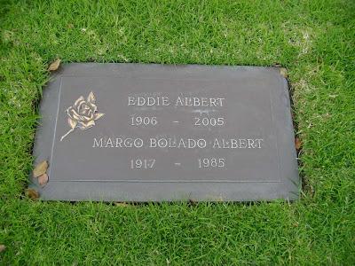 Eddie Albert - Westwood Cemetery