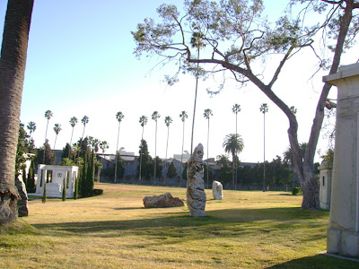 Hollywood Forever Cemetery Rock Art