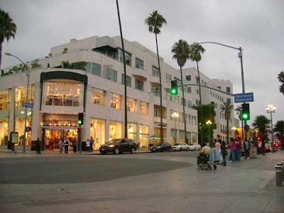 Promenade at Dusk - Santa Monica