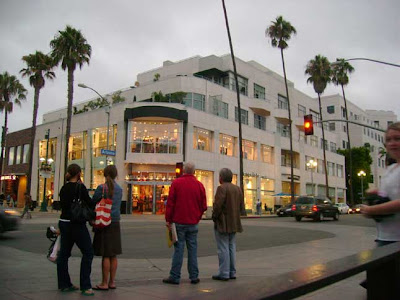 Promenade at Dusk - Santa Monica