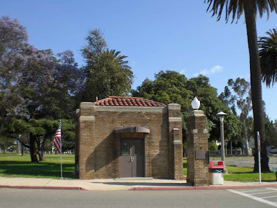 Guardhouse - Veterans Administration - Sawtelle