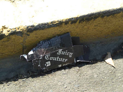 Juicy Couture in a Hollywood Gutter