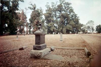 Oxnard's Masonic Cemetery