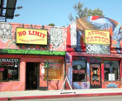 No Limit Atomic Tattoo - Hollywood
