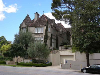 Really, There's a Castle on the Wilshire Corridor