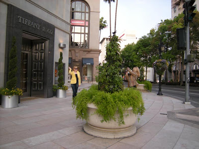 Focusing on Tiffany's - Beverly Hills