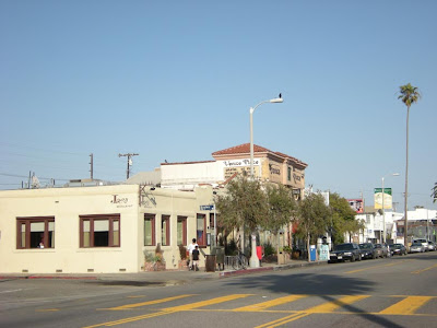 Chez Helen was in the 1000 block of Washington Boulevard aka Abbott Kinney Boulevard