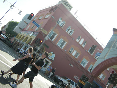 Winward Avenue in Venice
