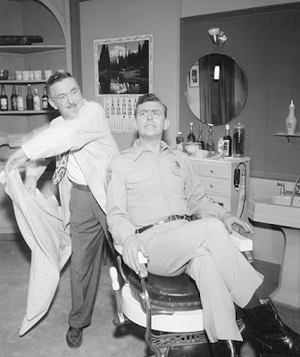 FLOYD the BARBER (Howard McNear)