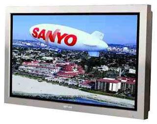 Sanyo 42LM4N LCD 42 inch TV