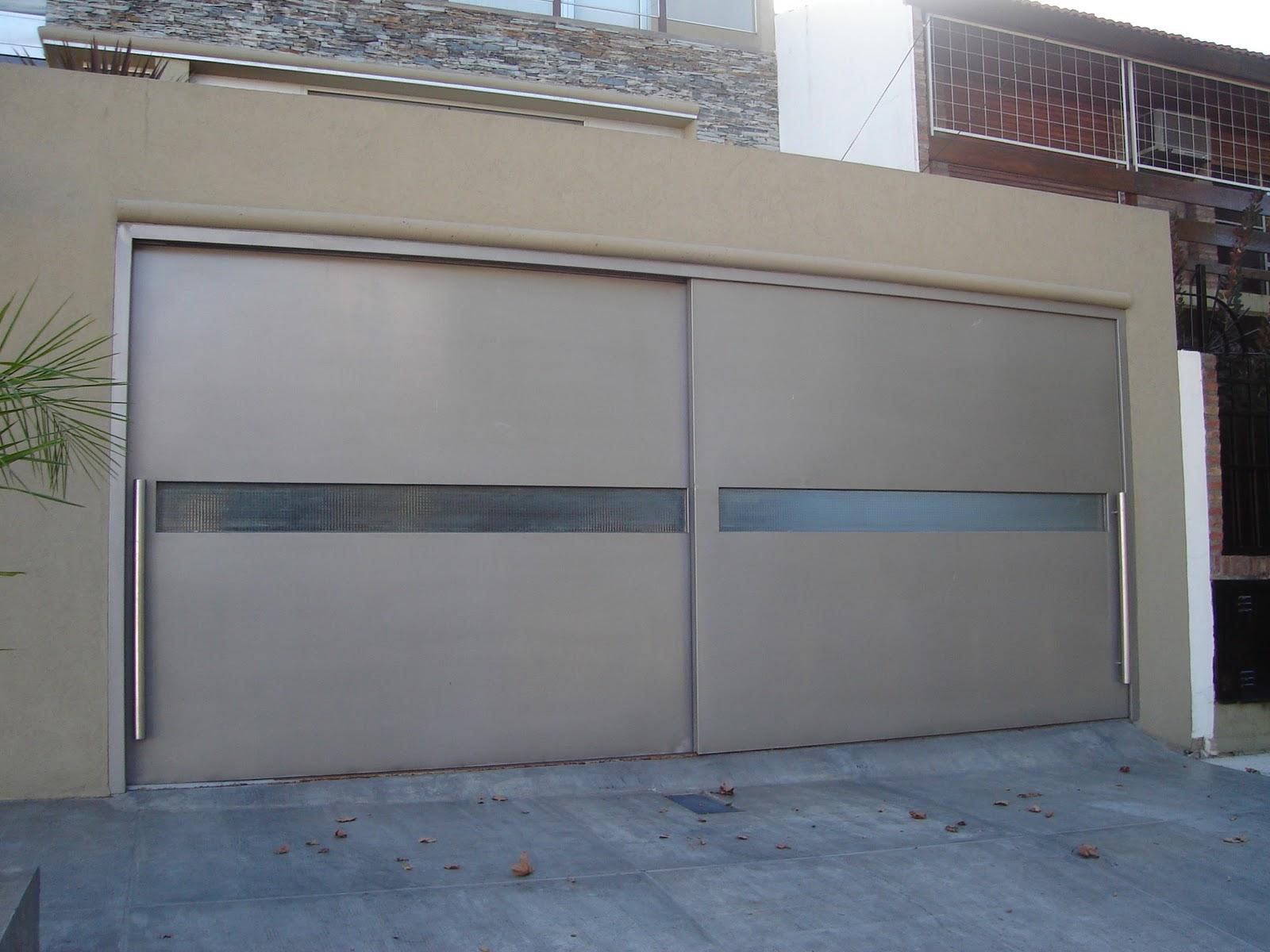 Mb portones automaticos portones corredizos rectos for Garajes automaticos