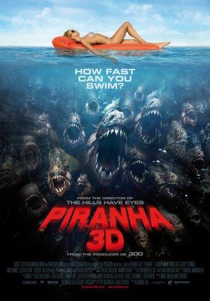 Filme Poster Piranha 2010 3D TS RMVB Legendado
