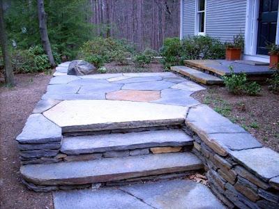 A whirlwind of fine garden design: Goshen Stone for ...