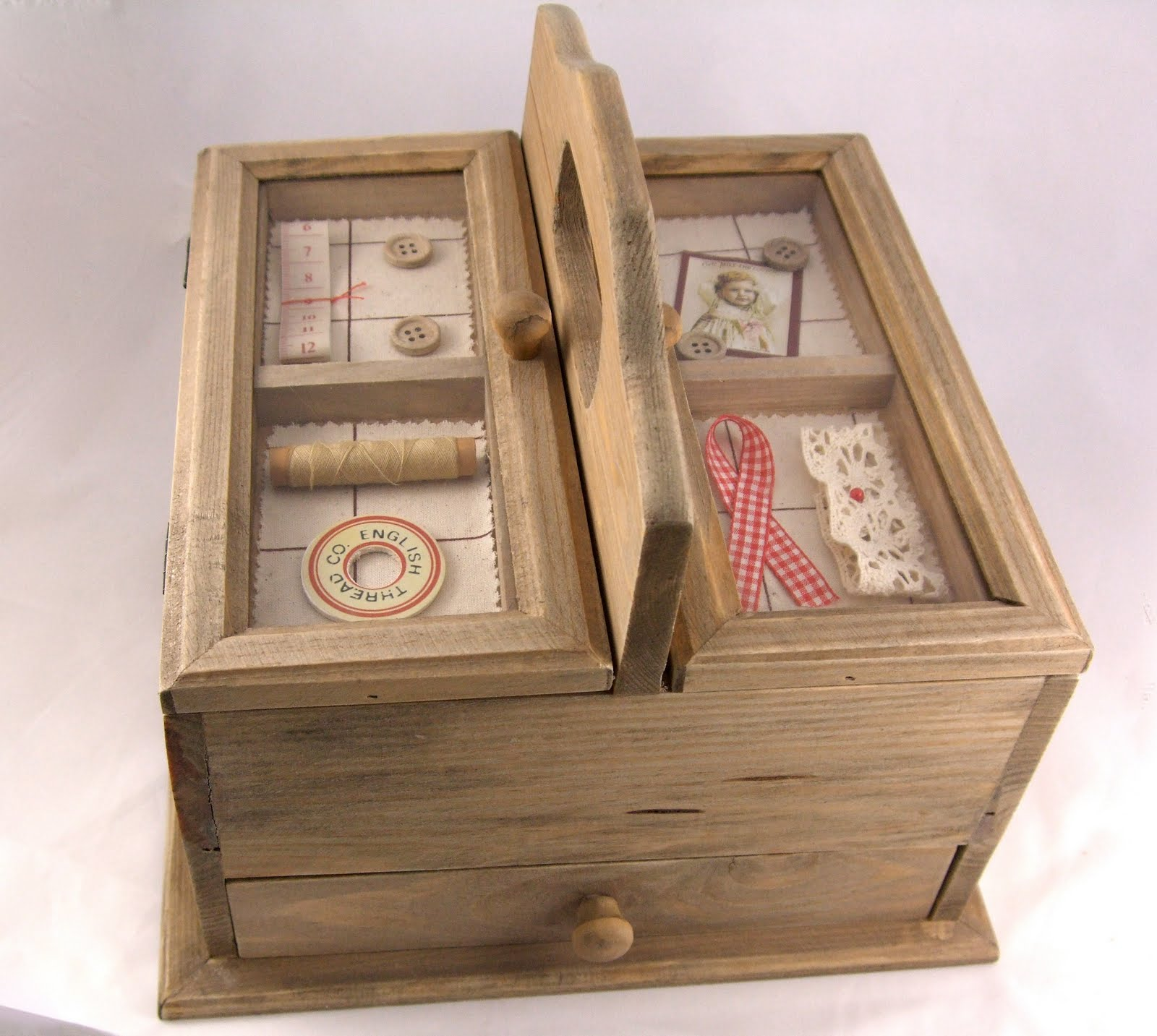 the cloth store pretty sewing storage boxes now in. Black Bedroom Furniture Sets. Home Design Ideas
