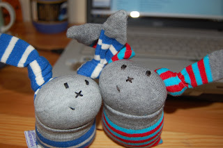 sock bunny rabbits