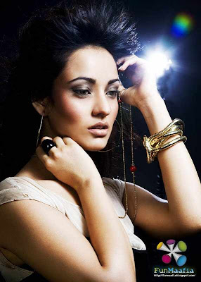 Neha Sharma: Gazing Into The Camera – Photo Shoot