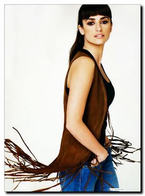 Penelope Cruz - Magazine Scans