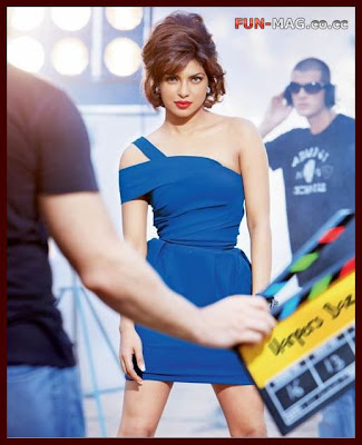 Priyanka Chopra's Professional Photo Session for Harper's Bazaar