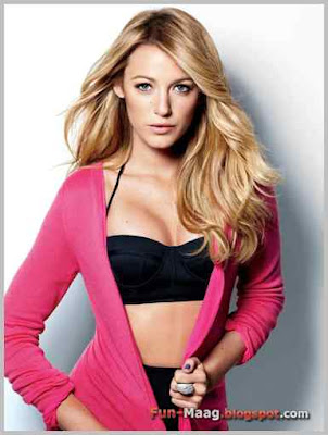 blake lively photoshoot vogue. Blake Lively - Photo Shoot for