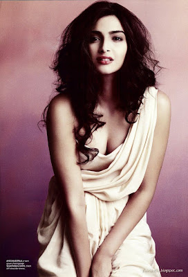 Sonam Kapoor Photo Shoot for Maxim India August 2010
