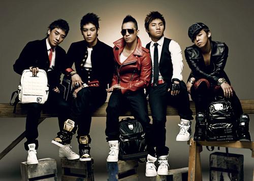 Big Bang en el puesto # 1 en las listas de popularidad en Taiwan Big+bang+news+2