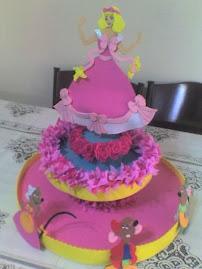 Princesa-Caramelo y chupetes