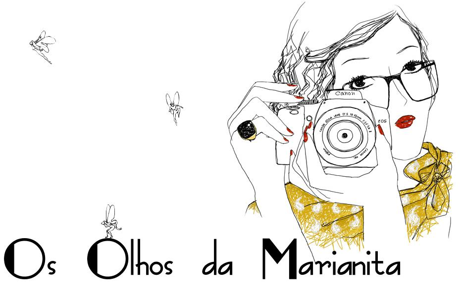 Os Olhos da Marianita