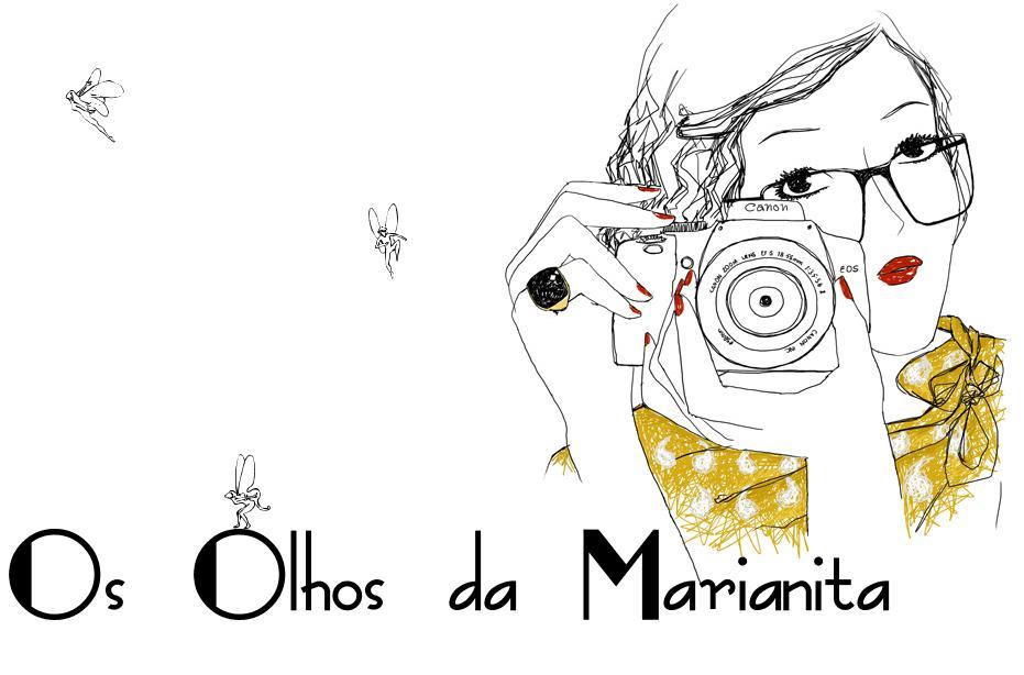 Os Olhos da Marianita