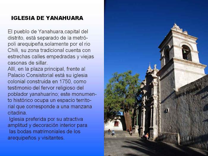 Iglesia de Yanahuara Y-1